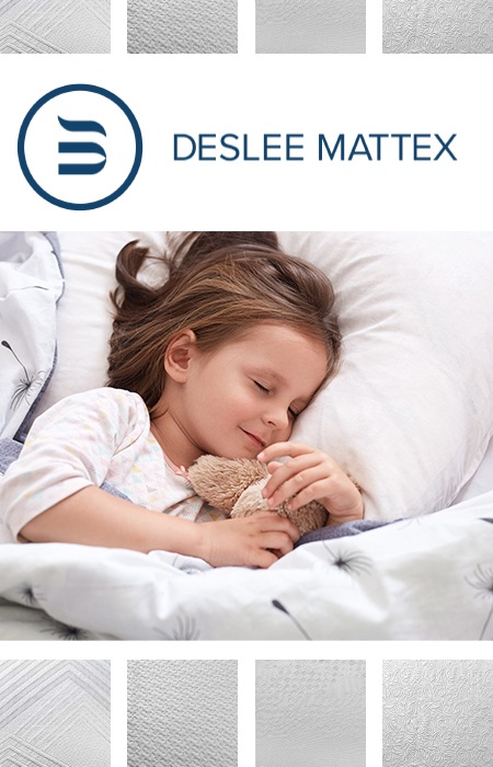 Deslee Mattex landing page