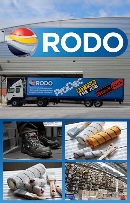 Rodo landing page