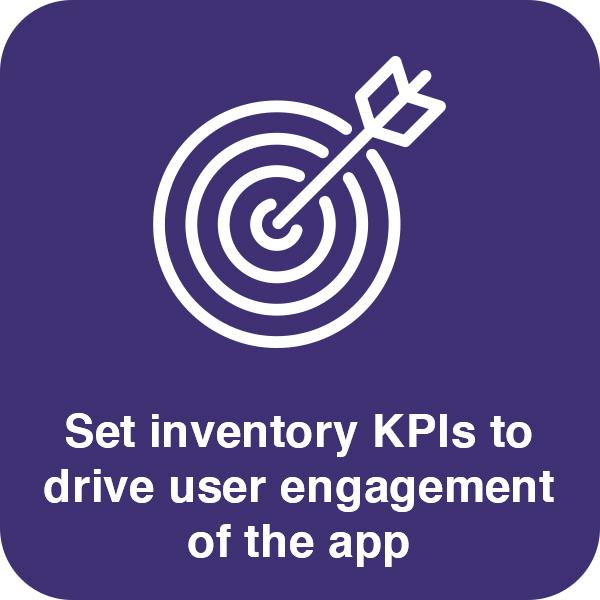 Set inventory KPIs Element #2