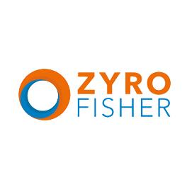 Zyro Fisher logo